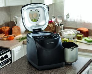 hamilton beach programmable bread maker